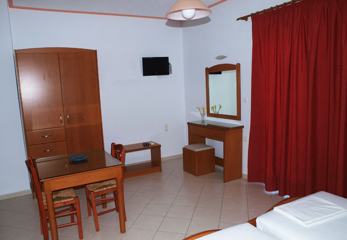Rooms in Paleohora chania